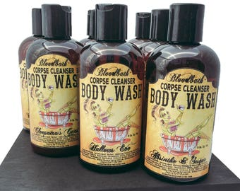 NEW Teakwood and Cardamom Body Wash