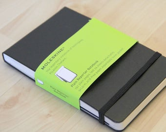 Plain Pocket Reporter notebook (Moleskine)