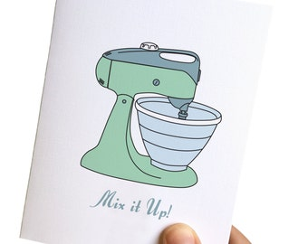 birthday cards funny // mix it up! // birthday card for her // funny birthday card // funny birthday card for her // punny cards