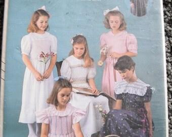 Beaucopu  Nelle's European Dress in sizes 6-7-8