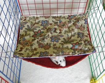 RAT SAC Rectangle Over/ Under sm - Floral Economy