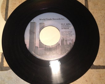 1984 Fly Girl/Intrigue World Trade Center Record