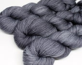 Hand Dyed Tonal Sock Yarn - SW Sock 80/20 - Superwash Merino Nylon - 400 yards  - Reaper's Rags