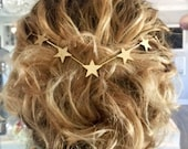 Star Hair Crown Headband (can be worn forward or backwards)