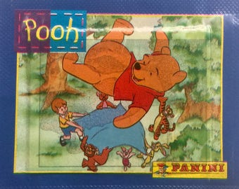 Unopened Winnie the Pooh Card and Sticker Pack