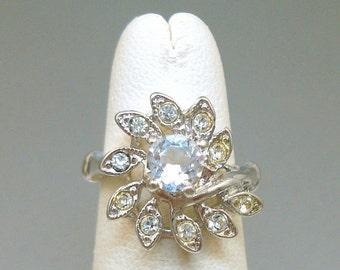 Uncas Rhinestone Ring