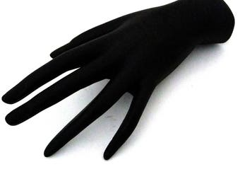 Stylish Black Polystrene Hand Display For Rings And Bracelets SALE