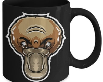 Duck-billed Platypus Egg-laying Mammal Coffee Mug