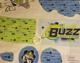 Buzz Lightyear Pillow Form Pattern