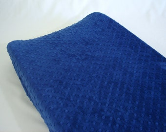 Changing Pad Cover Sapphire Blue