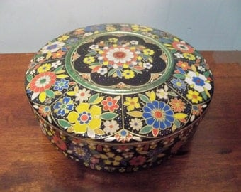 container tin made in holland