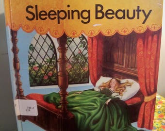 NOW you can read SLEEPING BEAUTY 1981 hard cover book