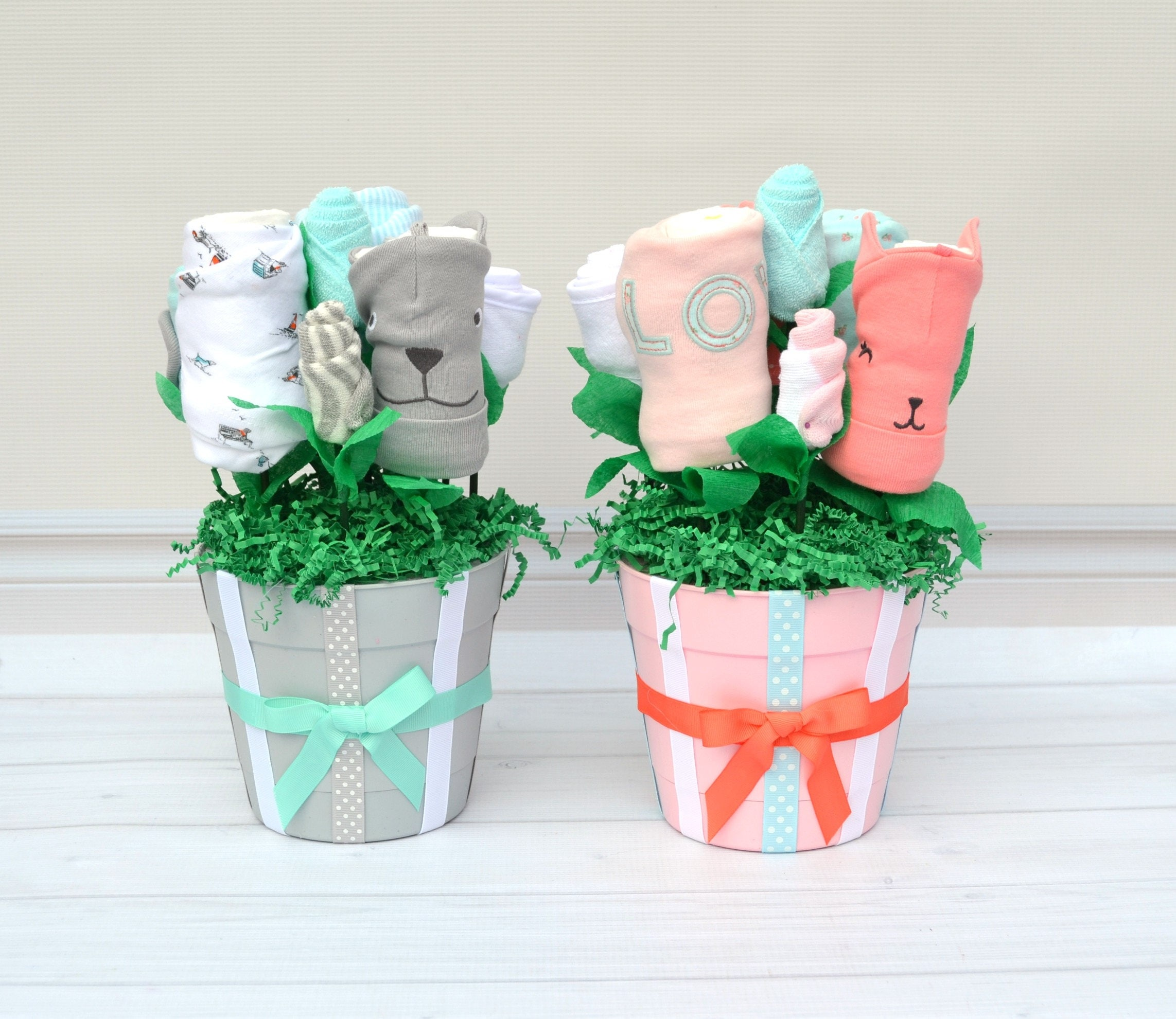 Baby Gift Baskets For Triplets : Girl boy twin gifts baby gift for twins newborn