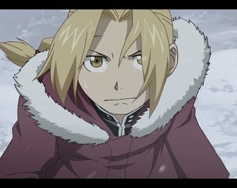 Payment # 2 RESERVED for Joshua (Full Metal Alchemist)
