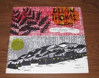 Caedmon recording of Dylan Thomas, 1952