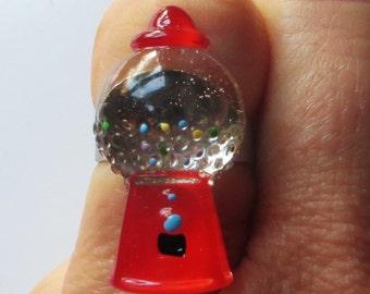 Candy jar ring