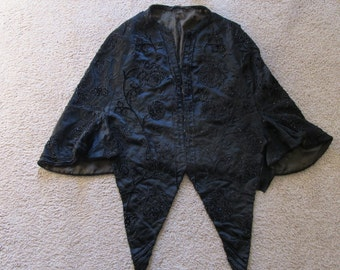 Victorian cape and blouse for parts or gifted seamstress