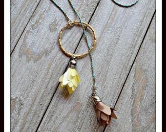 Graduation Dainty Lariat Style Necklace