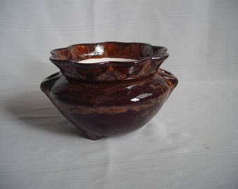 Ceramic African Violet Pot/Planter