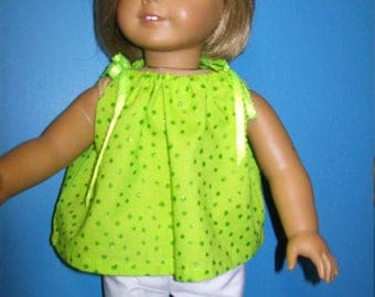 """Fits 18"""" dolls - 2 pc. shorts and top - Reduced shipping on multiple items"""