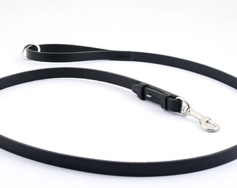 "1,5 m ""Equestrian"" Leather Dog Leash - size M"