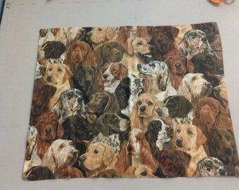 Fabric Dogs Dogs Dogs  247779