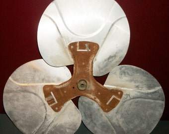 Vintage Propeller Nautical Industrial Decor