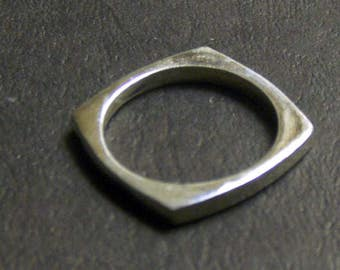 The Drab Four, 4 Sided Ring- made to order