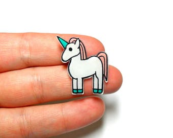 Lil' Unicorn Pin