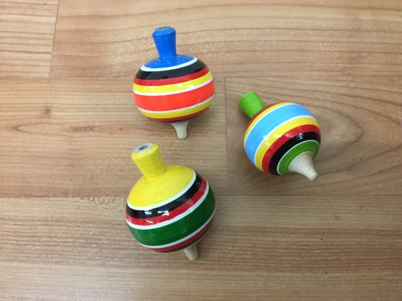 Mexican Wooden Toys