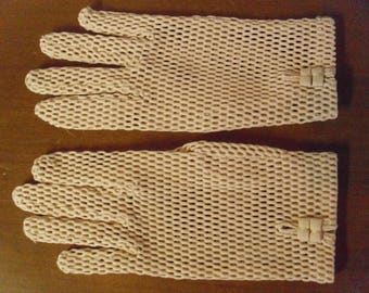 Vintage 1960's  Fownes Gloves  Deadstock