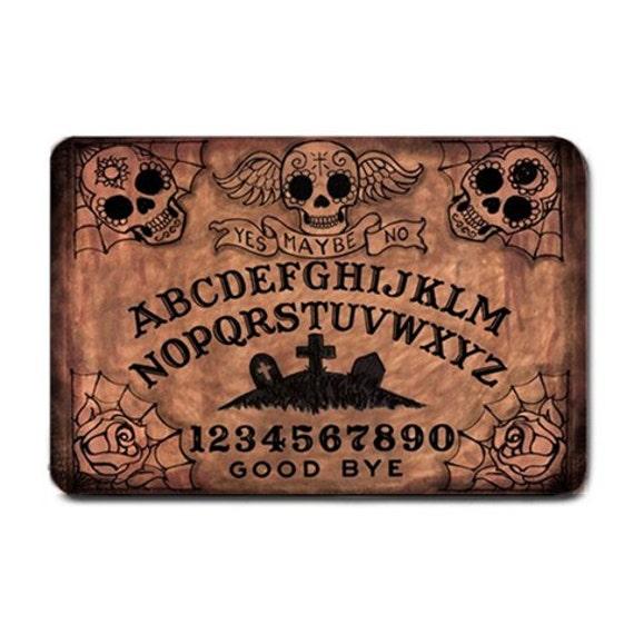 Sugar Skull Ouija Board Floor Mat