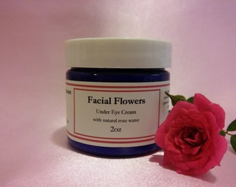 Facial Flowers Under Eye Cream
