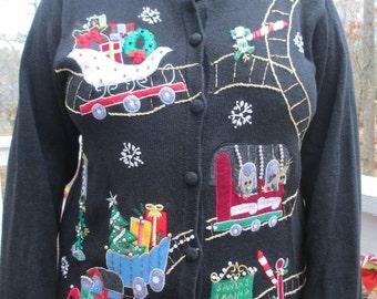 tacky christmas sweater, tacky sweater, tacky sweater party, ugly sweater, ugly christmas sweater, christmas, christmas sweater, sweater