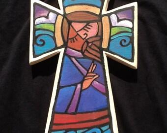 Peace Be Still Cross