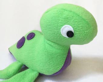 Nessie stuffed animal, Funny Stuffed Animal Gift for Kids, Loch Ness Monster Plush, Nessie Plush, Soft Stuffed Monster, Loch Ness Monster