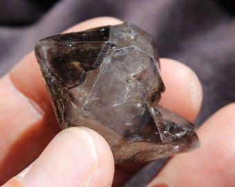 Tibetan Doouble Terminated Quartz Crystal  Specimen