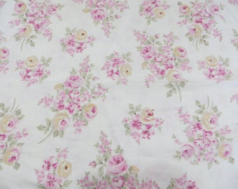Rachel Ashwell Fabric-Blush Beauty-1 yard-Simply Shabby chic-Cottage Rose