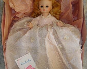 Vintage Madam Alexander Cinderella Doll with original Box