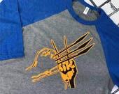 Logan X-23 shirt - Wolverine - Logan and Laura - X-Men shirt - nerdy shirt - comicbook - comics - XMen - Wolverine shirt - Marvel shirt