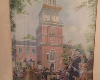 The Rising Of The Liberty Bell