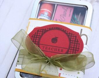 Teacher gift idea, teacher's gift, school supplies, teacher necessities, gift under 10, special teacher, teacher appreciation