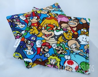 Super Mario Character Potholders