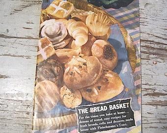 1943 The Bread Basket Cookbook