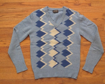 vintage Camela lambs wool sweater