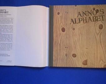 Anno's Alphabet, a Vintage Children's ABC Book
