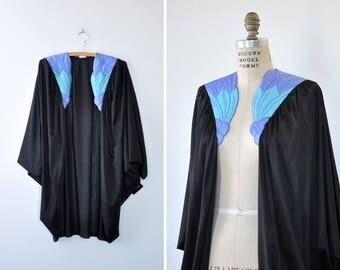 Natori Robe • Vintage Kimono Robe • 80s Jacket • Batwing Kimono Duster • Spring Jacket • Vintage Robe • Duster Jacket  | T614