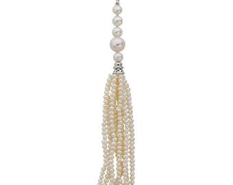 Freshwater Pearl Tassel Component