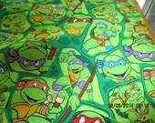 1 Adult Ninja Turtle necktie
