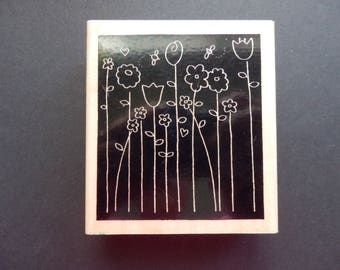 Reverse Flower Stamp by CTMH (1)
